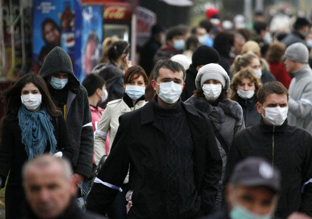 свиной грипп 2016 эпидемия в россии