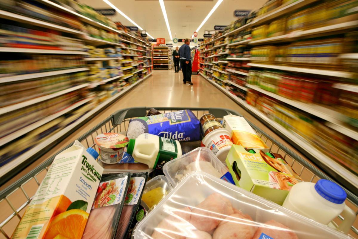 Инфляция в Британии остается на уровне 0,3%