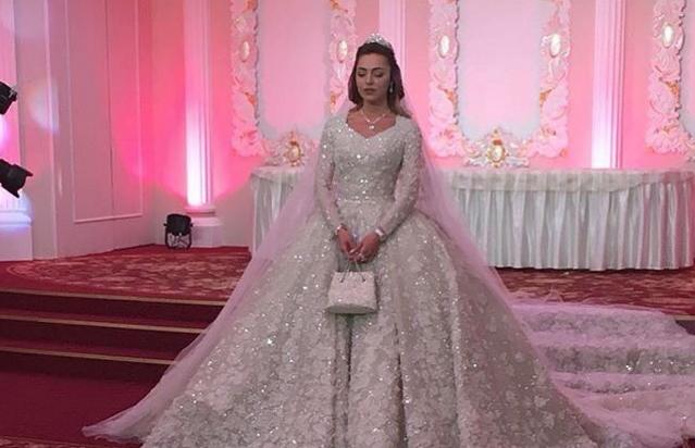 Свадьба Гуцериевых в Москве: видео выложено в сеть