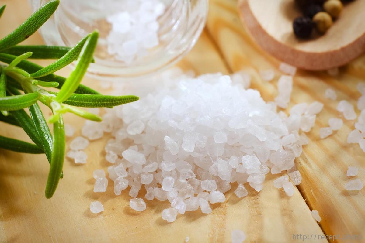 Среди британцев уменьшается потребление соли