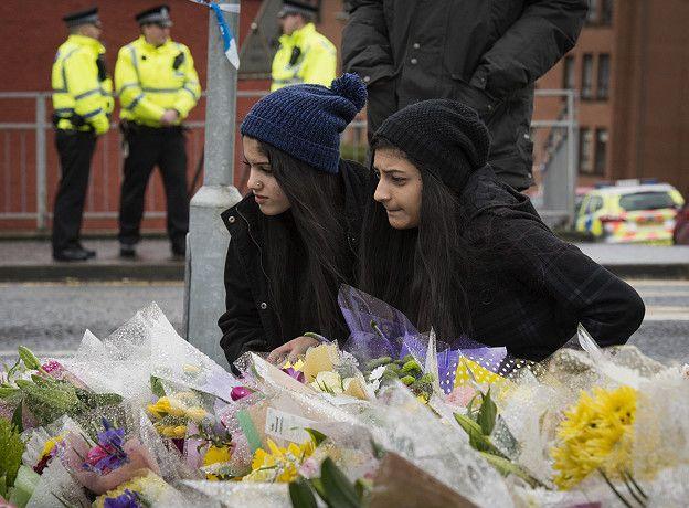 Пожертвования семье убитого в Шотландии продавца перевалили за 50 тысяч