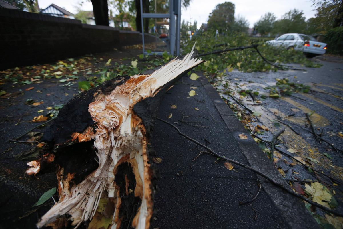 Ураган Кейти оставил 4 тысячи домов без света