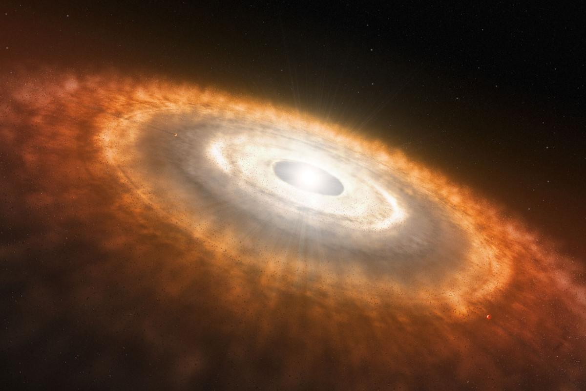 NASA опубликовало шокирующую фотографию Солнца