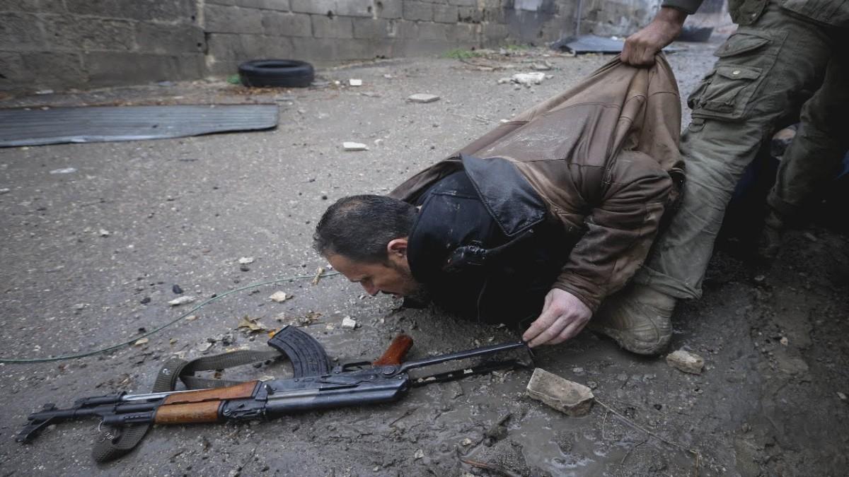 Курды объявили создание федеративного региона насевере Сирии