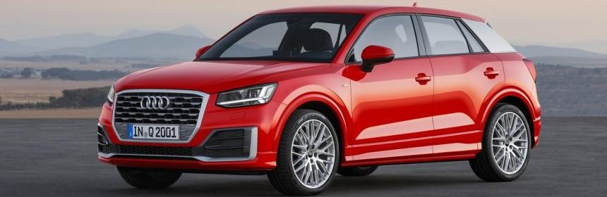 Audi Q2 получает первых конкурентов