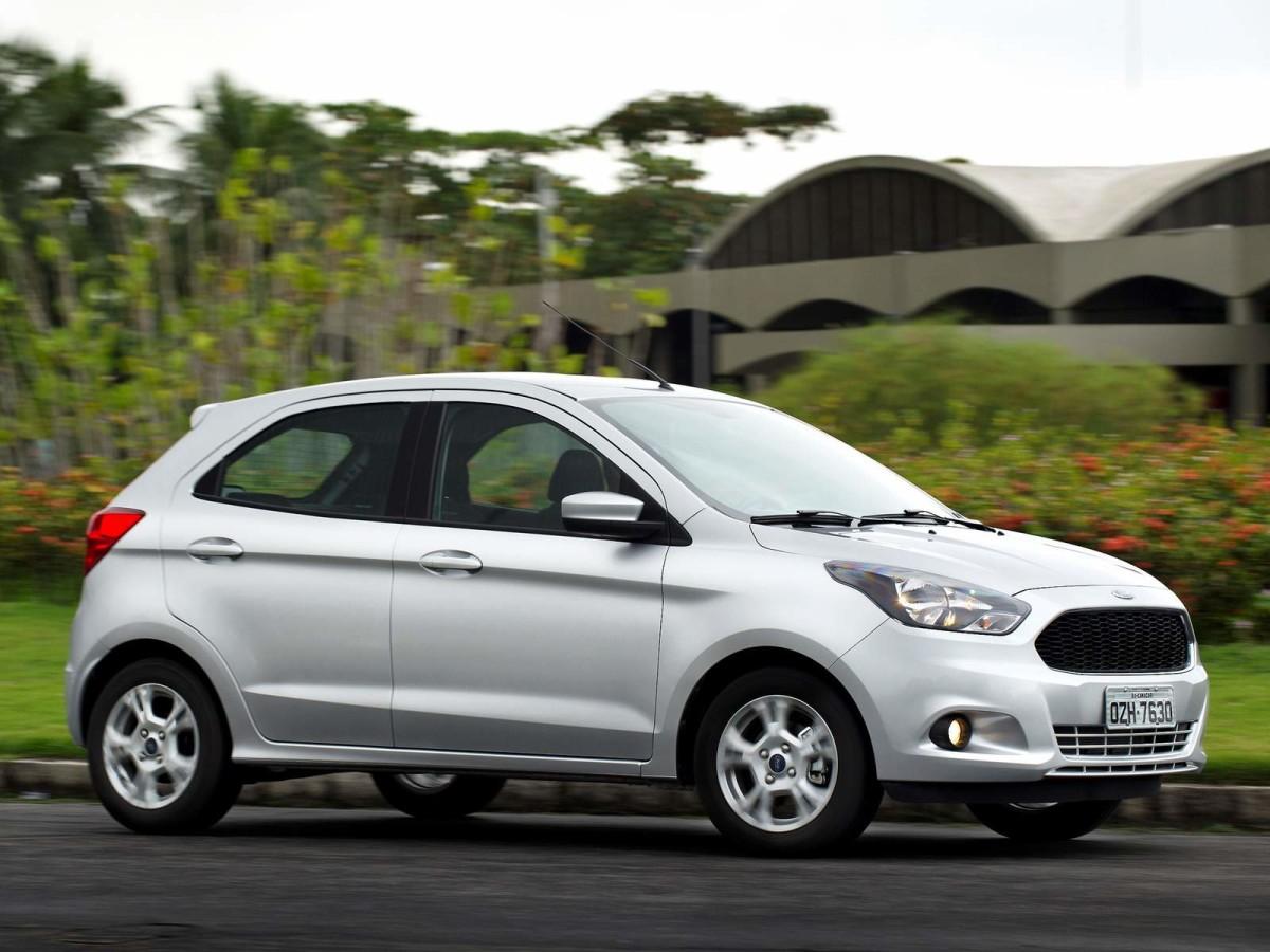 Ford Ka 2016 станет гигантом?
