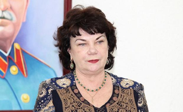 Депутат Тамара Плетнева