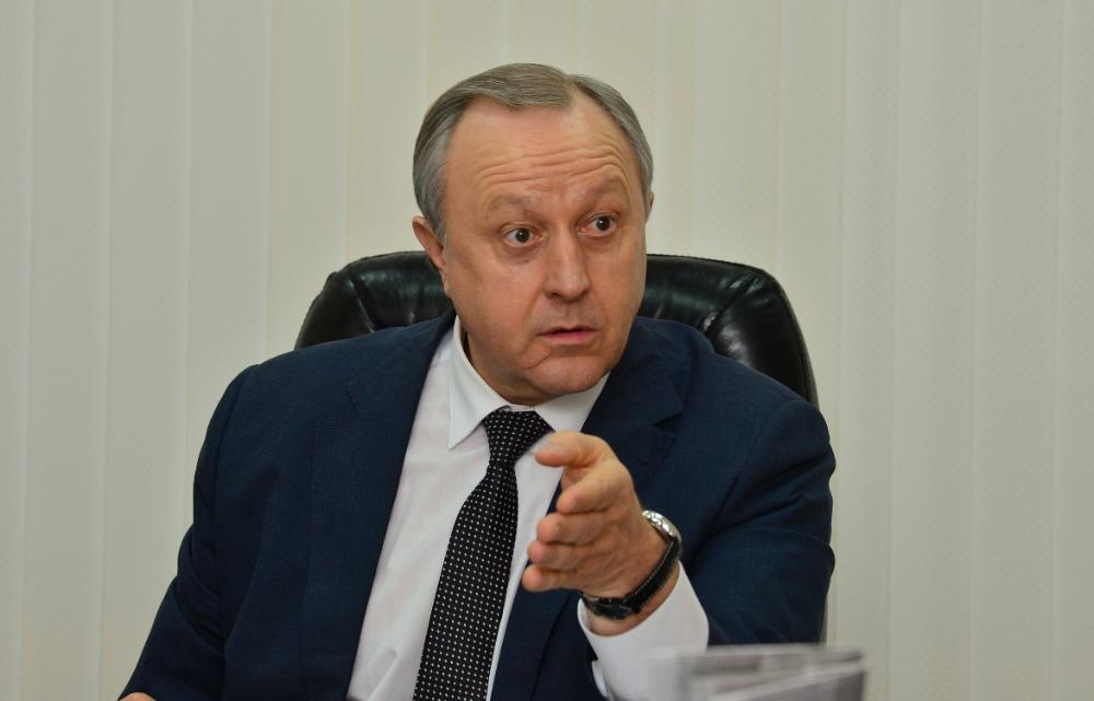 Валерий Радаев оставит уборку женщине
