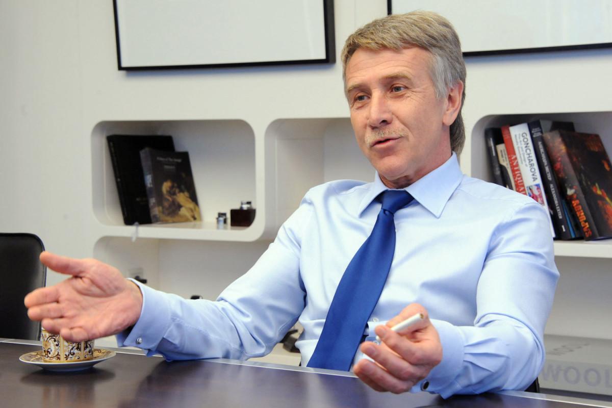 Бюджетный вампир Леонид Михельсон оказался в топе Forbes-2017