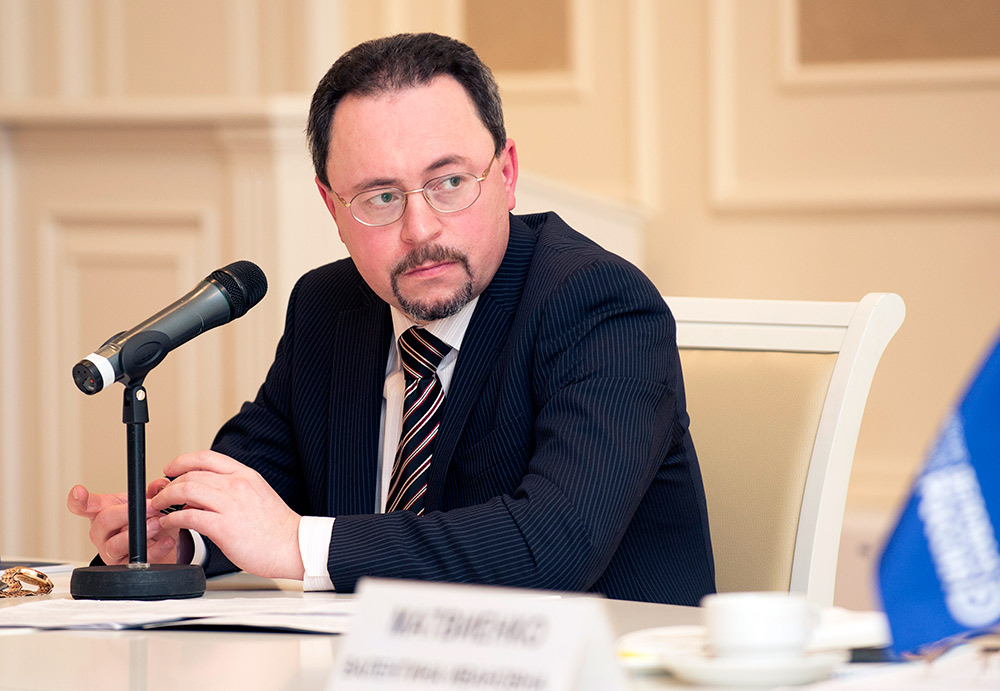 Аферист Антон Данилов-Данильян