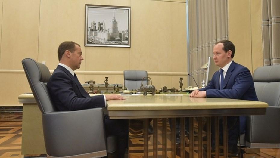 Ливинский Павел и Медведев