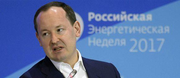 Павел Ливинский, глава Россетей.